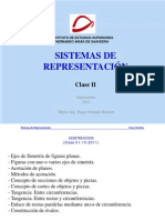 Clase II - Sistemas de Representacion
