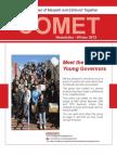 COMET Winter 2012 Newsletter