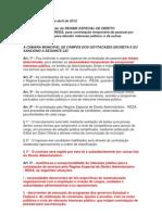 LEI MUNICIPAL DE CAMPOS DOS GOYTACAZES Nº 8.245/2012
