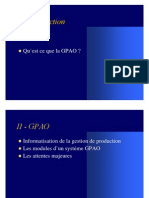 Formation GPAO