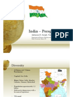 India - Perspectives