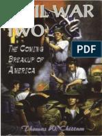 Civil War II The Coming Breakup of America