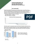 501 School Evaluation Summary