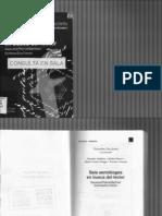 Seis Semiologos en-Busca Del Lector Zechetto Et Al