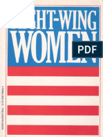 Andrea DWORKIN Right Wing Women the Politics of Domesticated Females 19831