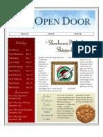December 2012 eNews