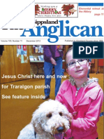 The Gippsland Anglican December 2012