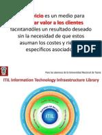 ITIL V3 0 UNacional