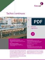Tachos continuos, Fives cail.pdf