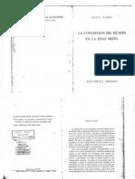 Dempf, Alois La Conception Del Mundo en La Edad Media