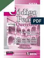 Codigo Penal Para el Estado de Querétaro 2012