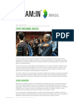 DREAM:IN Brasil Report