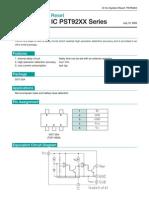 CD 4060 Internal Circuit