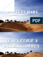 44 Jes s Elige a Doce Hombres