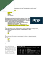 Examen Cisco Capitolul 15