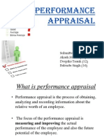 Performance Appraisal Final Ppt