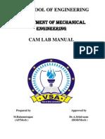 Maunel Cad Cam Lab