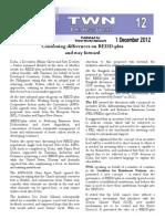 Third World Network – Doha Update #12