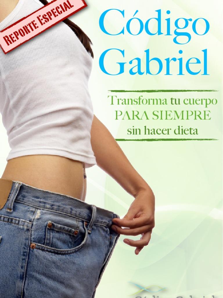 libro perdida de peso para siempre y no recuperarlor