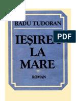 Radu Tudoran 3 Iesirea La Mare