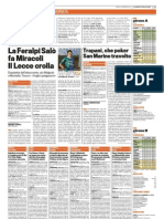 La Gazzetta dello Sport 03-12-2012 - Calcio Lega Pro