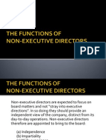 The Functions Of