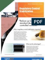 Reguratory Control Stabilization