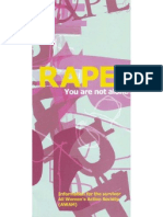 Aw Am Rape Brochure