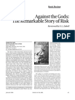 Peter Bernstein Against The Gods Pdf