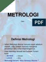 01. gambaran umum Metrologi