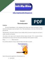 module 1 notes