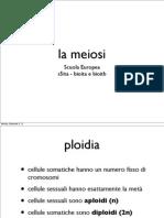 (s5ita - bioita e bioitb) Presentazione