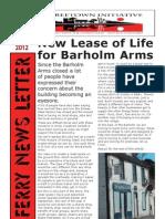 Ferry News 15 Winter 2012