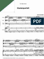 Alfred Schnittke, Piano Quartet