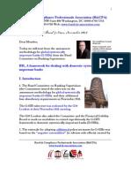 Basel 3 News November 2012