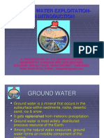 Ground Water Exploitation- An Introduction-ppt.