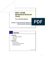 Microelectronics Devices & Circuits
