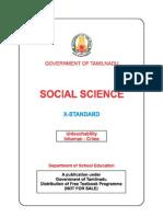 Social Science -history