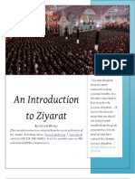 Introduction to Ziyarat