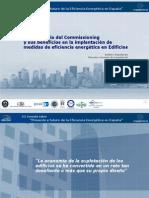 La Estrategia y el Commissioning y sus beneficios en la implantación de medidas de eficiencia energética