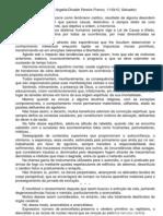 Anencefalia - Mensagem do Espírito Joanna de Angelis - Psicografia de Divaldo Franco