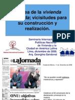 LIMA Foro Internacional (97-2003)