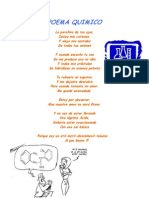 Poema Quimico