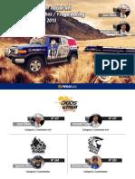 PeruRail es auspiciador oficial del equipo peruano Dibos - Yzaga Racing para el rally Dakar 2013