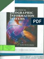 Introduction to GIS - Chang