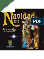 Programa_navidad Puerto de La Cruz