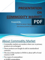 C Commodity Market