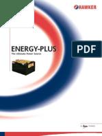 Energy Plus Brochure