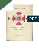 Piobb La Rose Croix Johannite