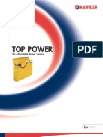 Top Power Brochure